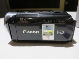 Canon Legria HF R306 Full HD Camcorder
