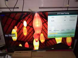 Brand-new Warranted 43inch Hisense digital Tv on sale