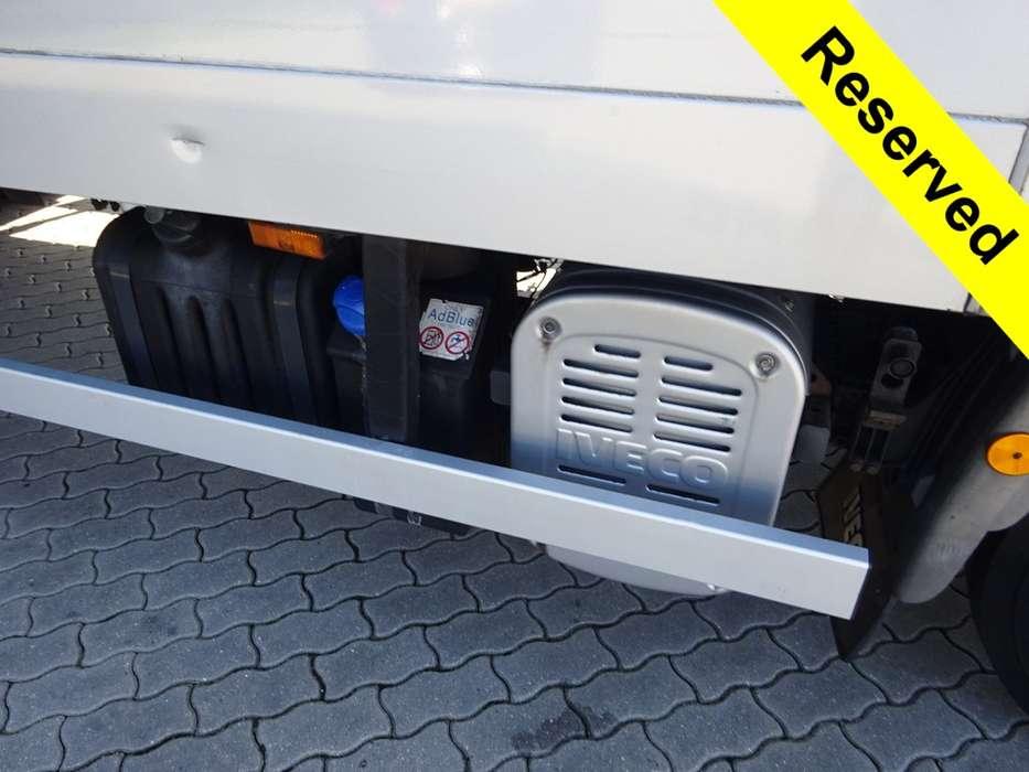 Iveco EuroCargo ML 75E18 Laadklep + Handgeschakeld - 2008 - image 6