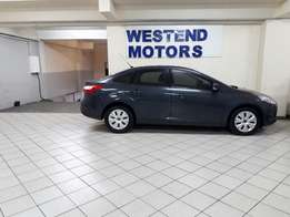 2013 Ford Focus 1.6 Ti Vct Ambiente