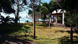 Beach property Galu Kinondo 1.3 acre freehold