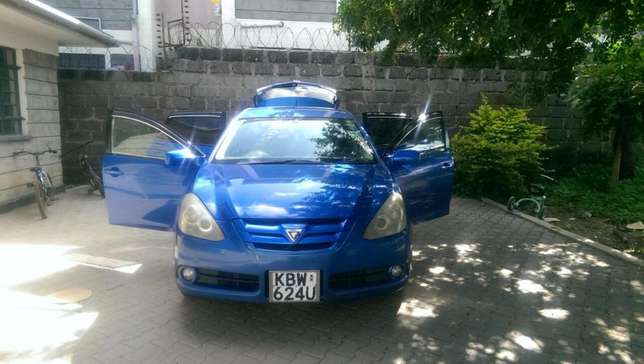 2006 well maintained blue Toyota Caldina Kitengela - image 4