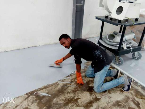EPOXY Floors - for the best epoxy floors in East Africa, contact us. Industrial Area - image 3