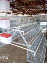 White Friday Sale Of Battery Cages For Laying Birds In Port Harcourt