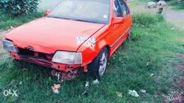 opel kadette gse incomplete project