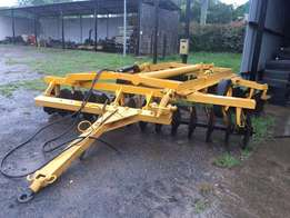 28 Disc H/D Hydraulic Offset Harrow
