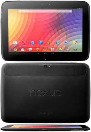 Samsung nexus tablet 10 inch with a charger it has a flash light good Kempton Park - image 3