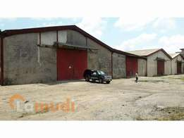 For sale, 5 warehouses situated on 3 Acres Of LandAt satellite town