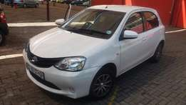 Beautiful Toyota Etios