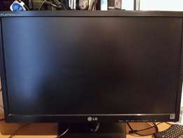 LG pc monitor full hd