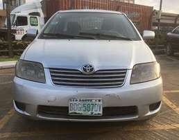 2005 Toyota Corolla (Registered)