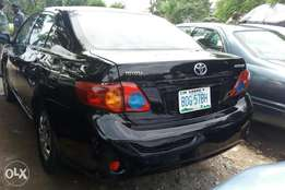 Toyota corolla available for sale
