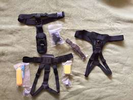 Various New Go Pro accessories