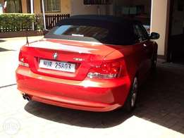 """2010 BMW 125 I Converible """" extremely low milleage"""""""