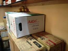 aico networking cables cat6
