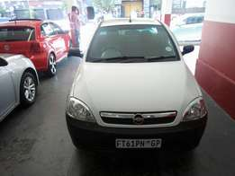 2011 Chevrolet Corsa Bakkie 1.4, Color White, Price R110,000.