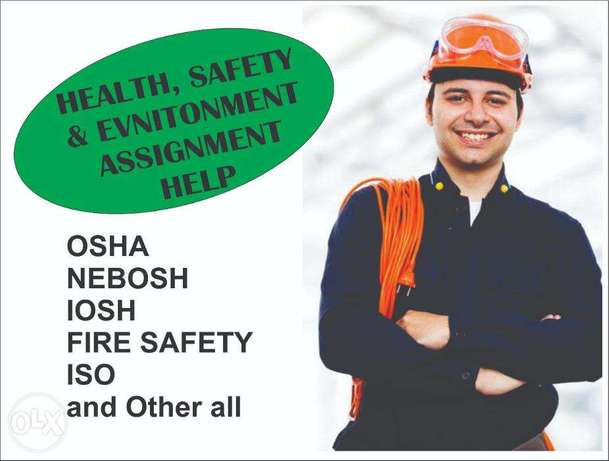 Health & Safety Assignments