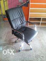 Brand New Leather Office Chair