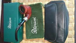 For the Pipe collector ! Like new ! Peterson 305 XL with pouch.