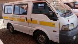 Nissan Vannet KBY