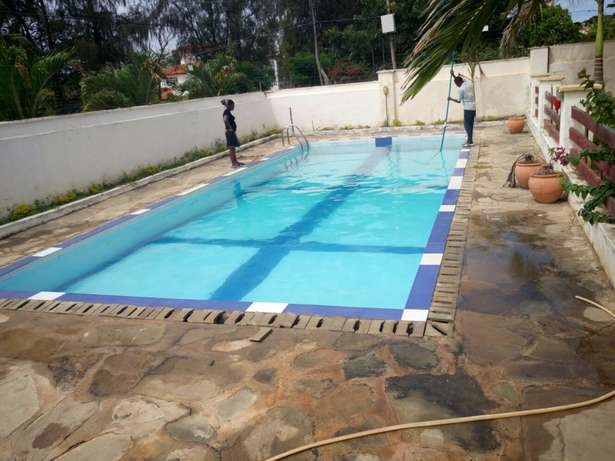 Classic furnished 4br villa all ensuite in nyali short distance to bch Nyali - image 1