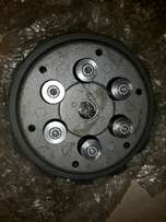 2007 Ktm 450 complete clutch