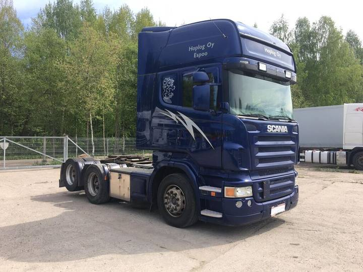 Scania R580 6x2 Retarder - 2006