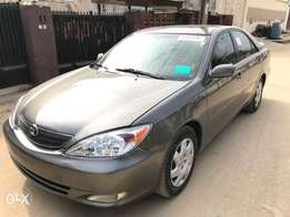 Foreign used 2004 Toyota Camry (Sport Edition)