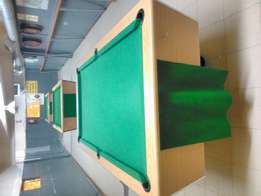 Pool tables Good condition