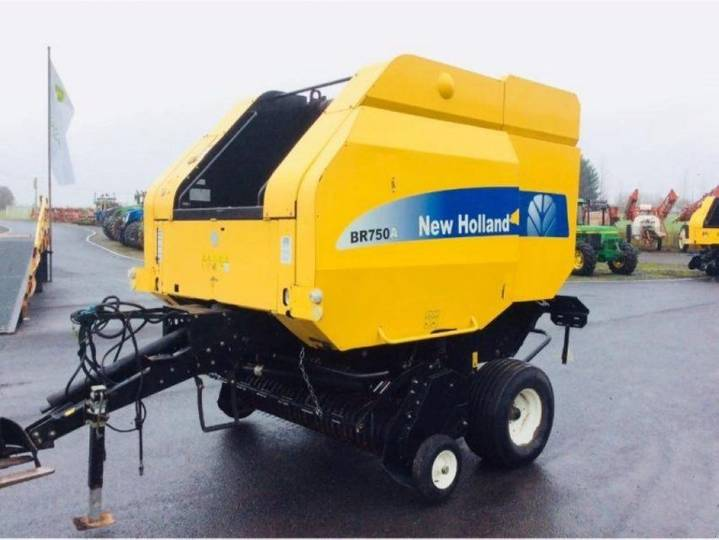 New Holland br 750 a - 2007