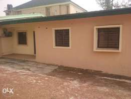 3 Bedrooms Bungalow For Rent in Wuse