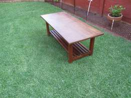 2 Coffee table R500 ea