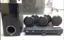 Brand New LG 5.1 Home Theatre System