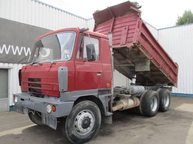 Tatra T 815 S3, 6X6, V10, TIPPER - 1993