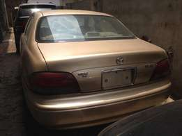 Mazda 626 (2001 regd firstbody(Leather seats)
