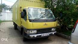 Mitsubish canter kaz company mantained 1.2m