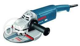 Angle Grinder - Bosch - with all accesorries