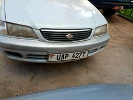 Toyota Premio 1998,UAP 427T, 4 seater with good tires and a good milea