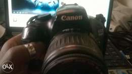 Canon camera 1100D with 18-55mm lens for 27k