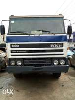 The Daf tanker for sale for luckiest person