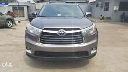 Toks 016 Toyota Highlander Limited