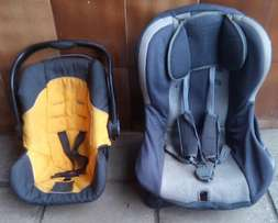 Baby Car Seat and small baby carier