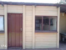 room available at bester tlhabane