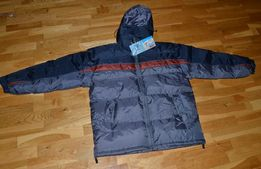 Мужская зимняя куртка пуховик TALLINO размер 50 20% пух новый b32c81411053f