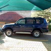 Toyota Prado Kbw manual diesel asking 950k