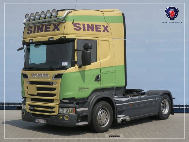 Scania R560 LA4X2MNA   V8   Stand Airco   Navigation - 2013
