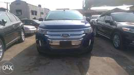 Tokunbo 2014 Ford Edge (Blue)