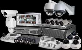 Cctv supply and installlation