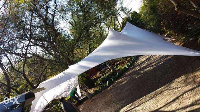 Stretch tent for hire Johannesburg - image 1