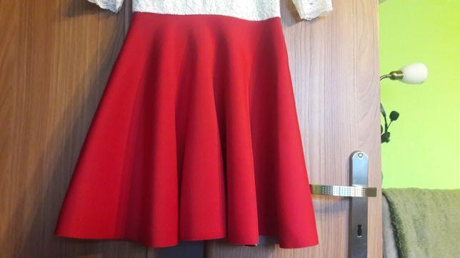 f675ddd0df1dd7 Sukienka koronkowa jak nowa - Dąbrowa Górnicza - Witam. Sprzedam sukienkę,  ubrana na jedna